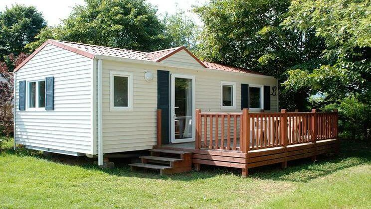 Mobile Home Grand Charme - 3 bed, sleeps 6