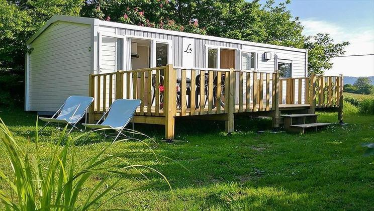 Mobile Home Grand Large - 3 bed, sleeps 6